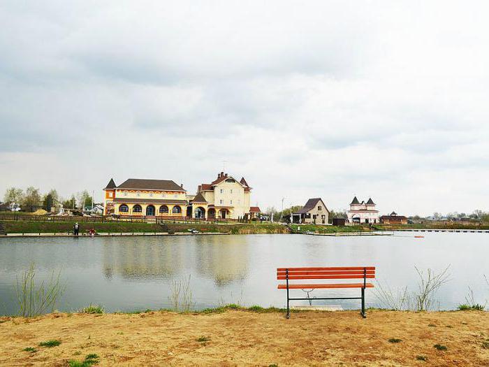 Езерото Понти