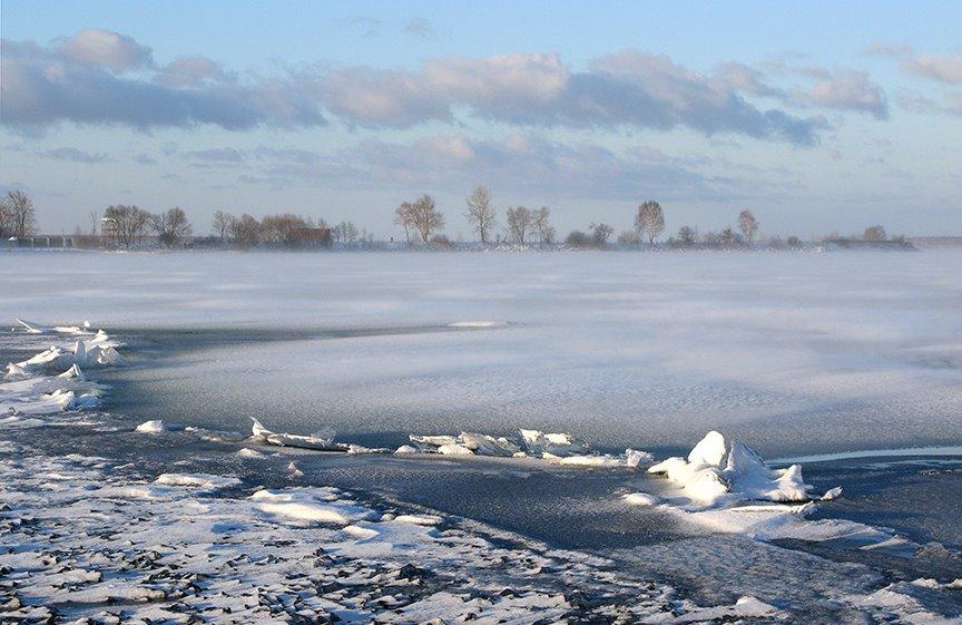 Pozimi jezero Smolino