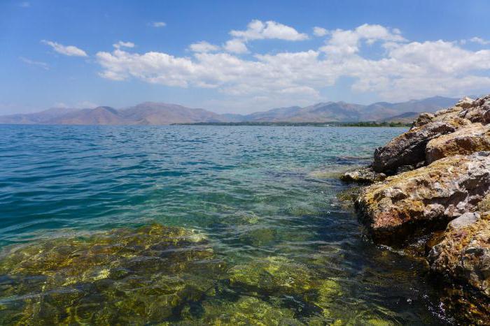jezioro van Turcji