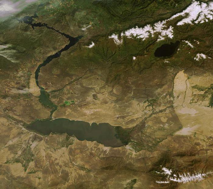 lago zaisan