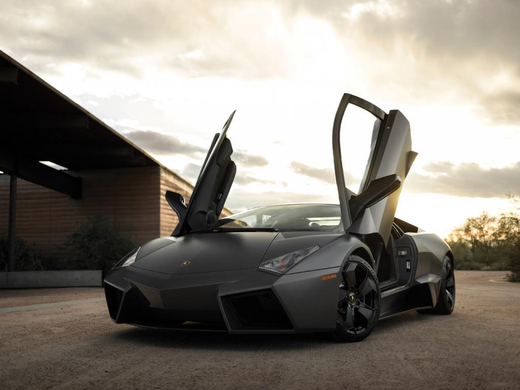 Lamborghini Reventon vpředu