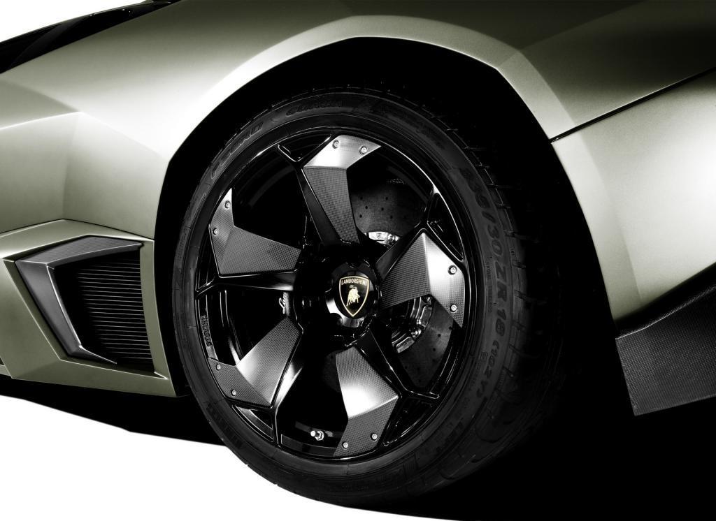 Kola Lamborghini Reventon