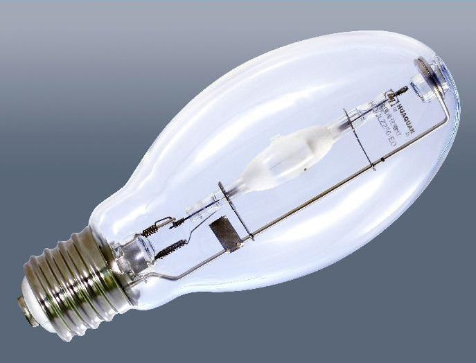 lampade ad alogenuri metallici