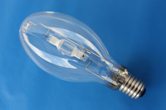 lampada ad alogenuri metallici 150w