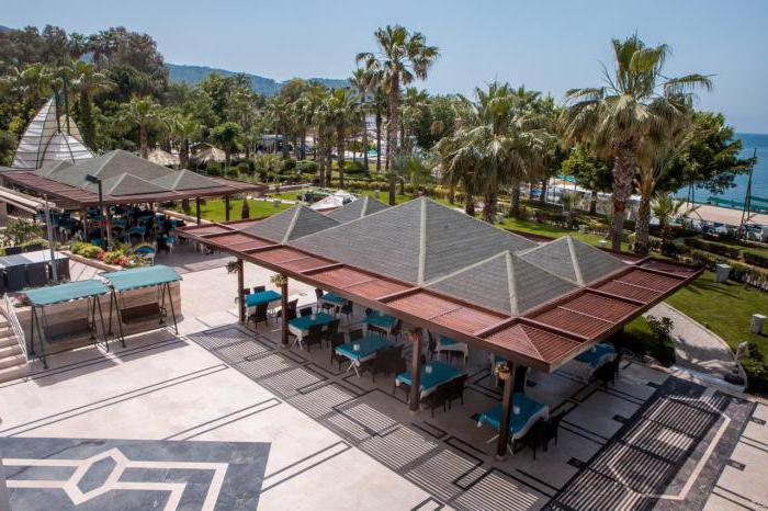 L'ancora Beach Hotel 4 Turkey Kemer