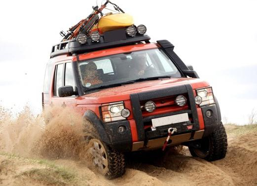 land rover discovery 3 motor
