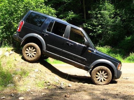 popravak otkrivanja zemljišta rover 3