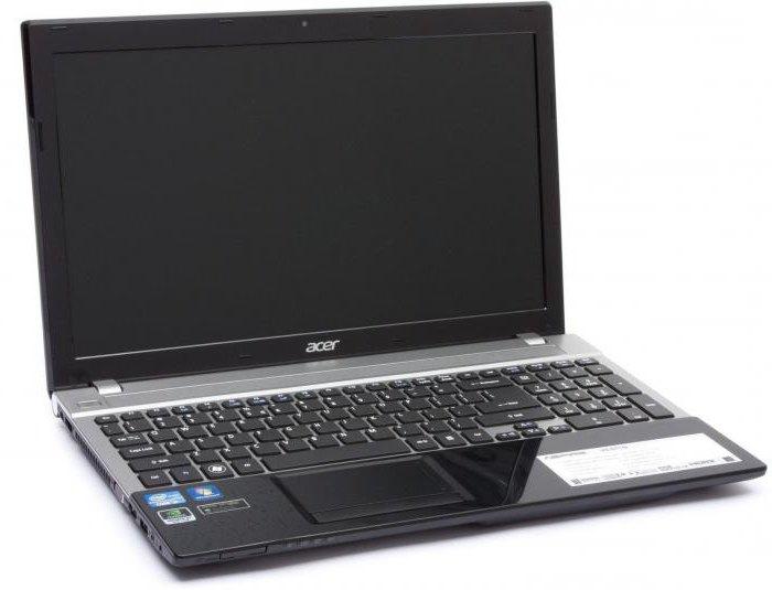 acer aspire v3 laptop