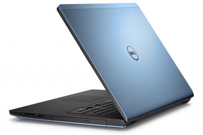 dell лаптоп