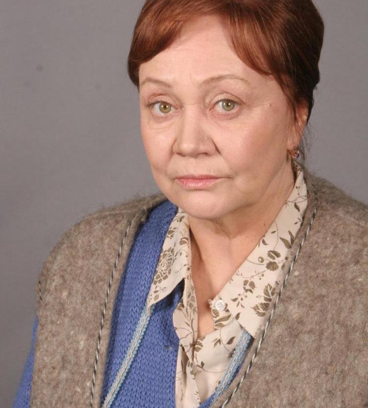 Filmografija Larise Luzhina