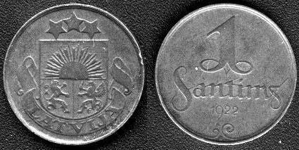в каква валута в Латвия