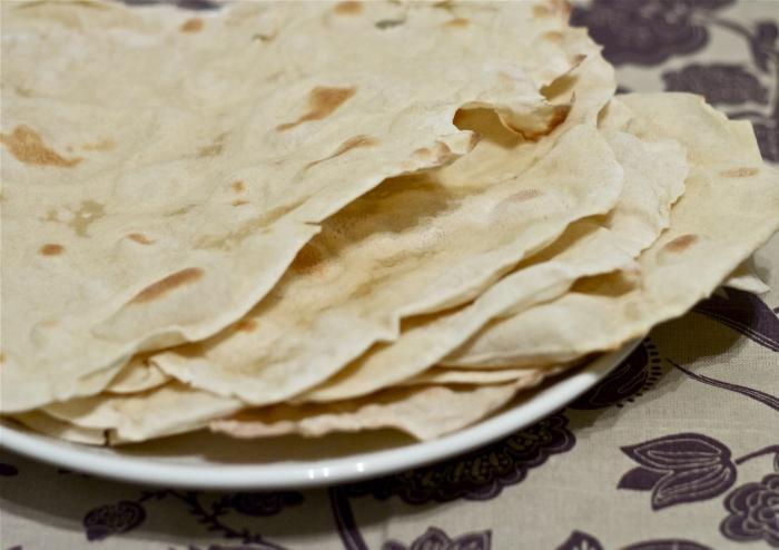 pita kruh recept