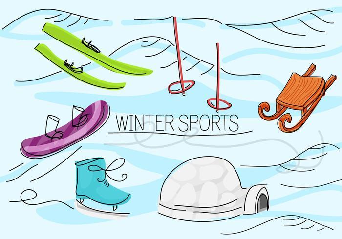 Зимски спортови