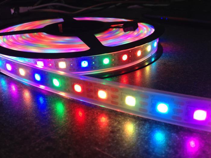 Lastnosti LED