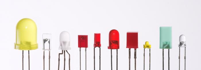 LED diode za specifikacije svetilk