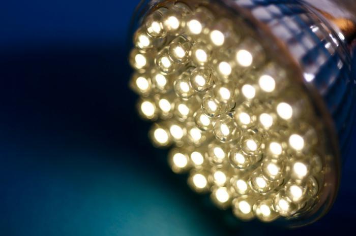 Značilnosti LED označevanja