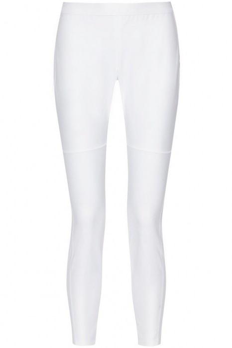 leggings bianchi di calcedonio