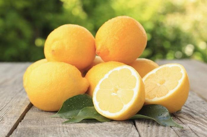 користи и штете од лимуна