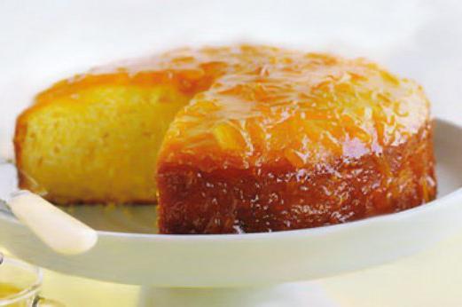 ciasto drożdżowe z cytryną