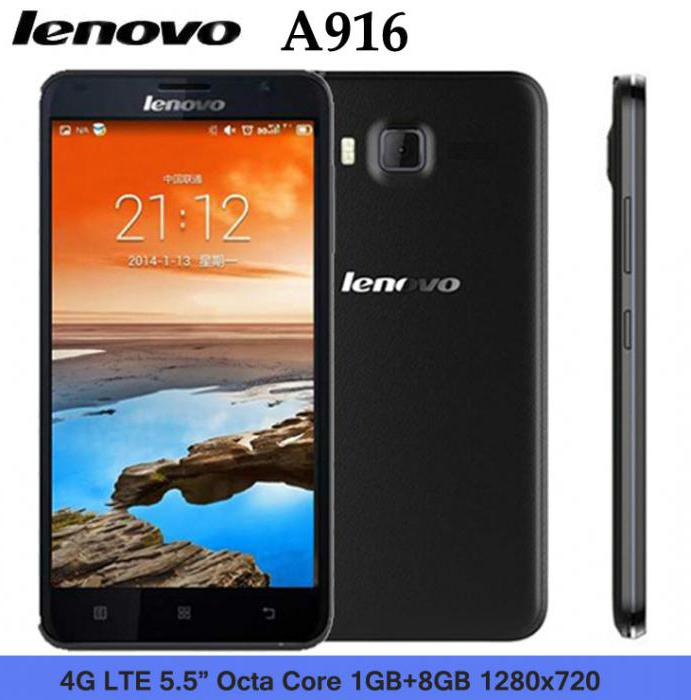 Lenovo A916 Reviews Review