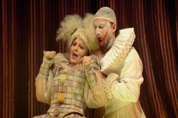 opera klaunova