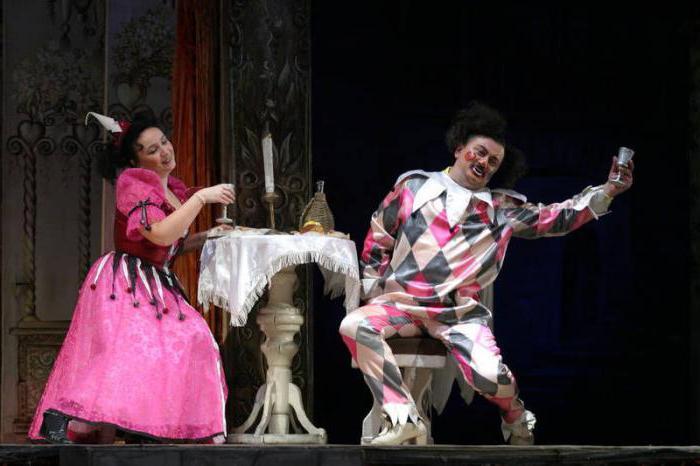 klaunova opera mariinsky kazalište