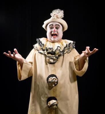 karakter klaunova opere