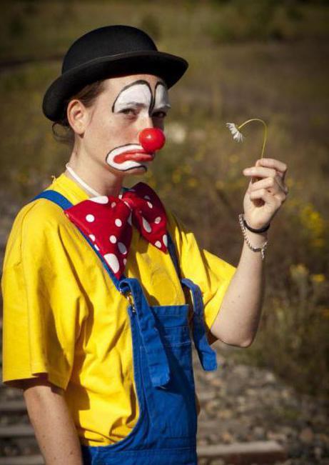 harlekin iz opernih klaunova