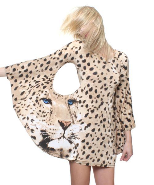 haljina leoparda