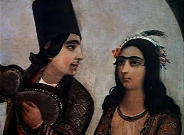 il pensiero del racconto Ashik Kerib