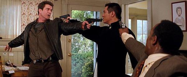 attori d'armi letali