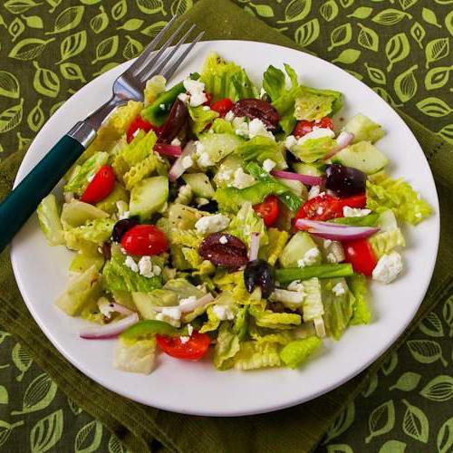 salata za zimu