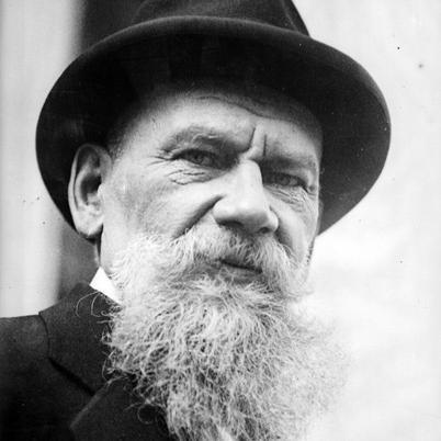 Tolstoy Lev Nikolaevich breve biografia