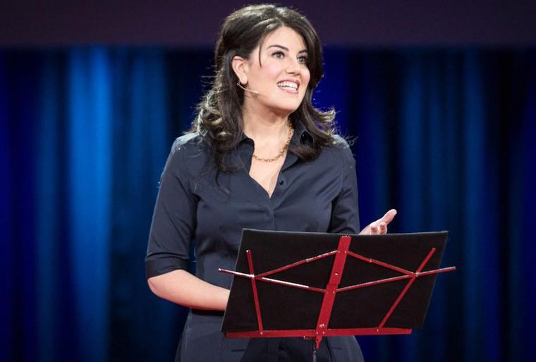 Monica Lewinsky su TED Talk