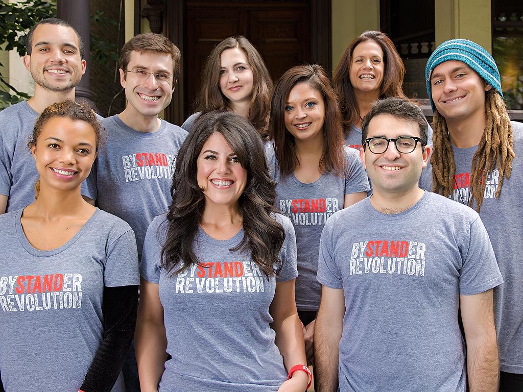 Monica Lewinsky in Bystander Revolution