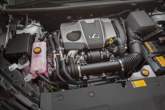dimensioni di Lexus nx 200