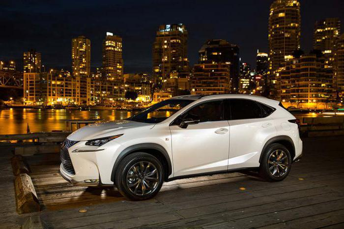 test drive Lexus nx 200