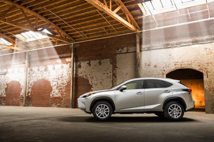 completa Lexus nx 200