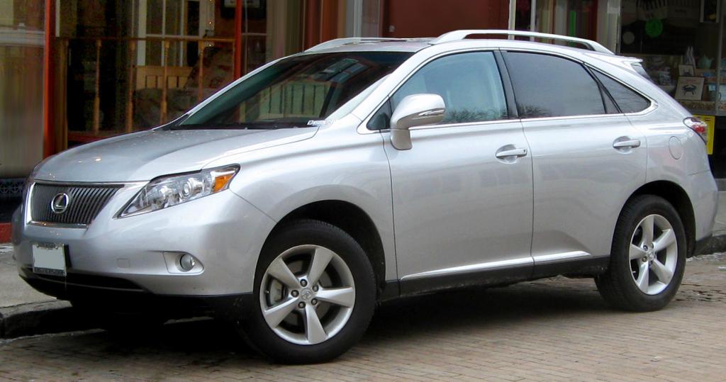auto lexus rx 270