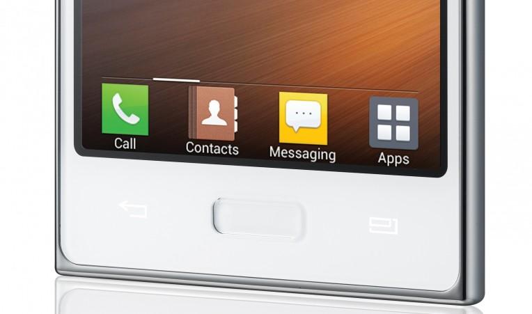 Pulsante Home LG Optimus L5