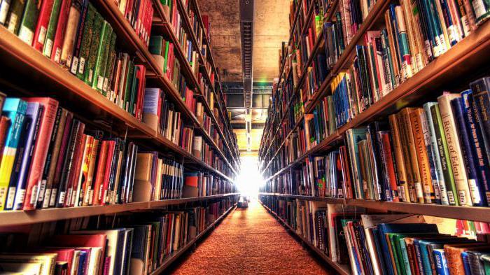 knjižnica kaj je