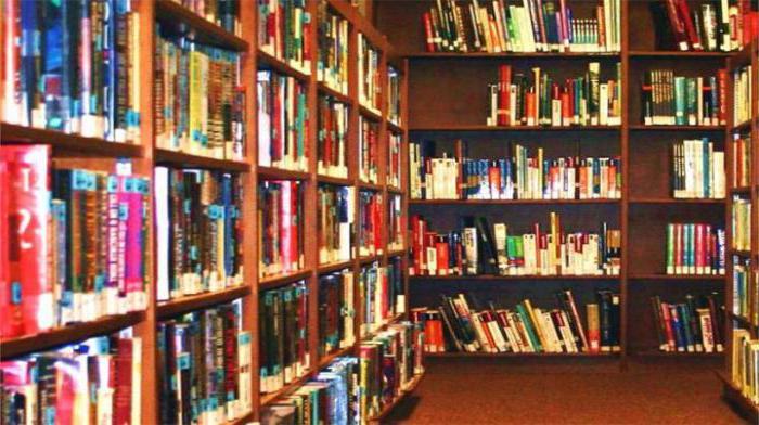 biblioteca per bambini