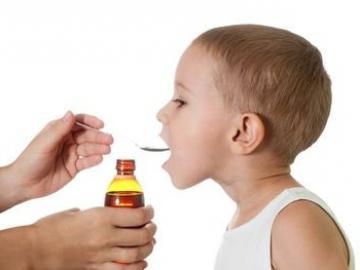 сируп против кашља за децу