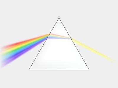 La dispersione della luce è