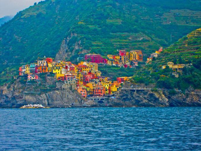 Costa del Mar Ligure