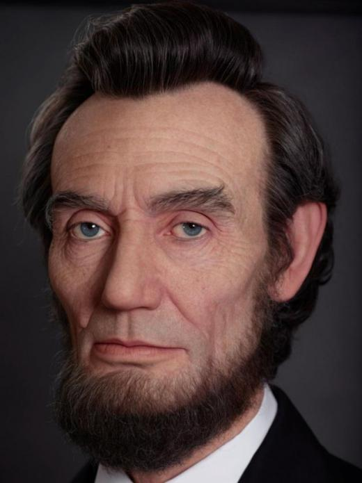 foto del presidente di Lincoln USA