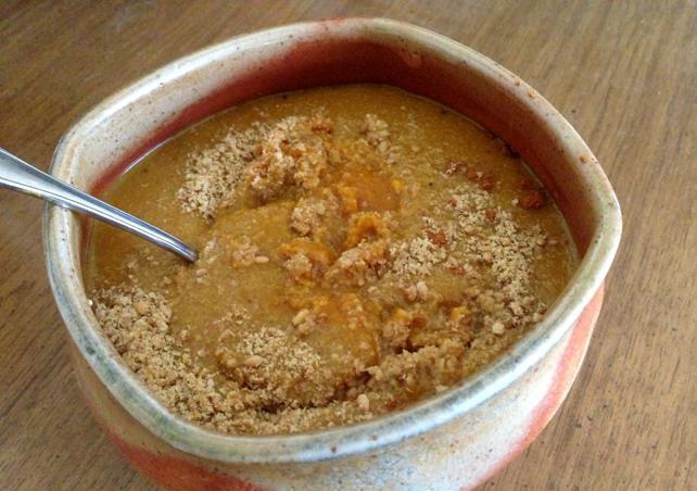 come cucinare il porridge di lino