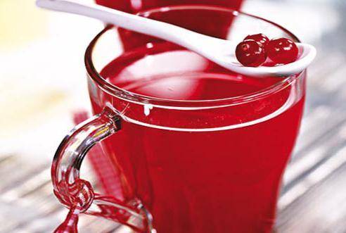 brusnični sok brusnice