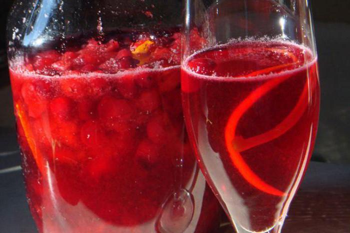 come fare la tintura di mirtillo rosso su vodka