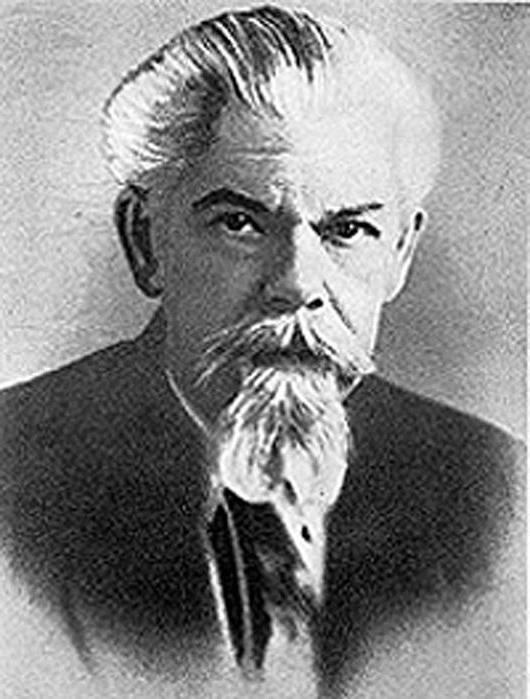 Ozhegov Sergey Ivanovich biografia